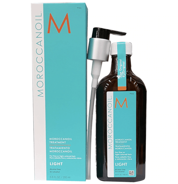 Moroccan Oil Light Treatment